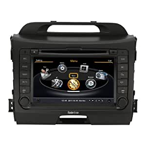 koolertron multimedia auto gps navigation system autoradio mit bildschirm 7 zoll touchscreen dvd. Black Bedroom Furniture Sets. Home Design Ideas