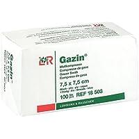 Gazin Op Kompressen 7,5x7,5cm 8fach 100 stk preisvergleich bei billige-tabletten.eu