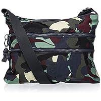 كيبلينج حقيبة طويلة تمر بالجسم, , Camo Leather - KI0411