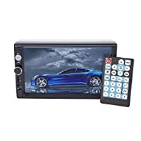 Jiayuane Audio Video Player Premium MP5 Player with In-Dash 7 Inches AUX Car Electronics