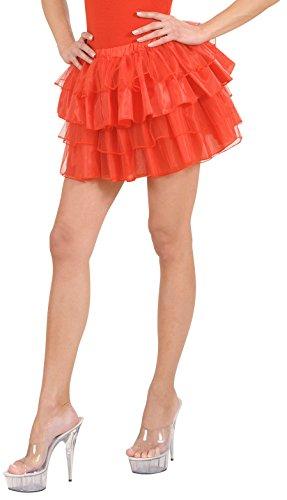 Widmann Jupe Fantaisie Womens, rouge, taille unique, vd-wdm1752d