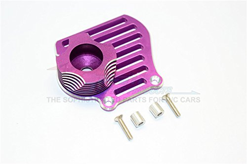 Cv Os Engine (Top Cover + 8 Heatsink For 12 Cv Engine - 1 Set Purple)