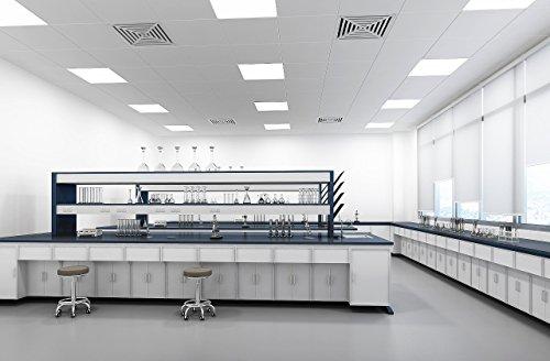 Plafoniera Led Quadrata 60x60 : Solla led di soffitto luce ultrasottile plafoniera faretto