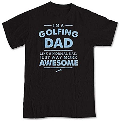 I'm a golf, come un normale dad
