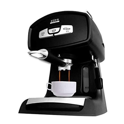 AYHa Halbautomatische Kaffeemaschinen Heim Espressomaschine für Haushalt und Gewerbe Halbautomatische Dampf Kaffeemaschine