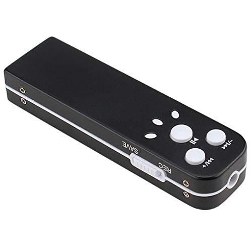 Pen-audio (Ben-gi Professionelle Mini-Tasche 8GB Pen Digital Audio Voice Recorder 40 Stunden Langer tragbarer Mini-Recording Dictaphone)
