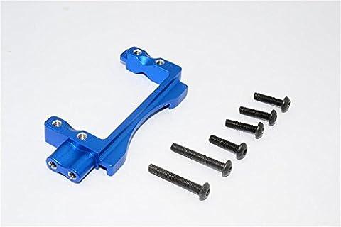 Tamiya MF01X Aluminum Servo Mount - 1Pc Set Blue