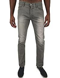 Jeans Regular Gris coton Denim