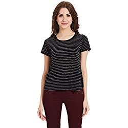 Unshackled Women's T-Shirt (US242-L_Black_Large)