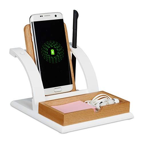 wireless charger wie funktioniert das februar 2018. Black Bedroom Furniture Sets. Home Design Ideas