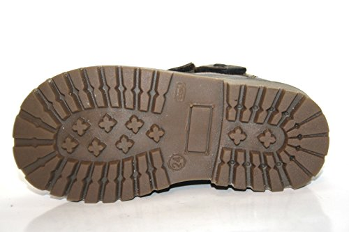Cherie 373 Kinder Schuhe Jungen Stiefelette Braun