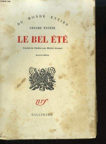 Le bel été par Cesare Pavese