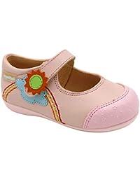 4ab41d16e5e Angelitos 580 - Sandalias de Vestir de Charol para niña