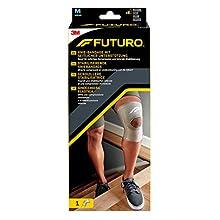 Futuro FUT76587 Classic Genouillère confortable et utilisable des deux côtés