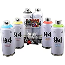 Bombolette Spray Per Murales.Amazon It Vernice Spray Graffiti