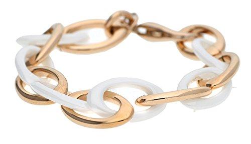 Esprit Jewels ESBR11432C210_Rosegold/Weiß