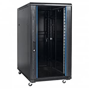 19 Inch Server Rack Cabinet 22u 600mm External Depth