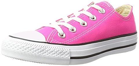 Converse Unisex-Erwachsene Chuck Taylor All Star Sneaker, Pink (Pink Pow), 40 EU