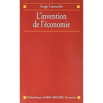 L'Invention de l'économie