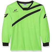 Pro Touch Camiseta de Portero para niños Barca Camiseta de Portero, Otoño-Invierno, Infantil, Color Green Gecko, tamaño 176