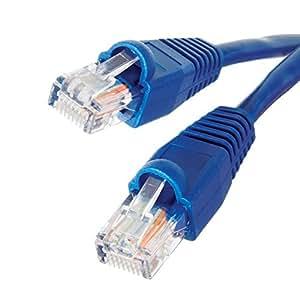 15m 50 ft rj45 cat6 cat5e ethernet lan network cable. Black Bedroom Furniture Sets. Home Design Ideas