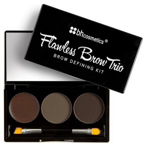 BH Cosmetics Flawless Brow Trio - Medium (Make-up-trio)