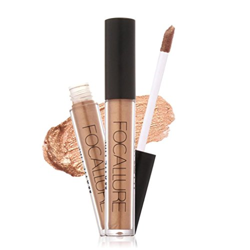 Tefamore FOCALLURE Maquillaje Lápiz Labial Lipstick Cosméticos Mujeres Nueva Moda Labios Mate Lustre Fiesta(Muchos Colores) (D-2)