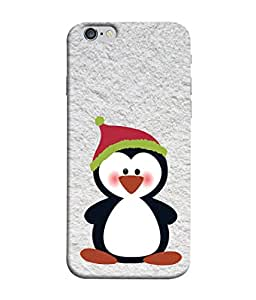 Snapdilla Designer Back Case Cover for Apple iPhone 6 (Beer Picture Wallpaper Snow Black Marks Art Cap)