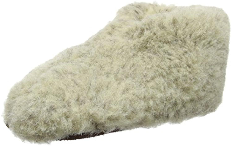 Woolsies Wappa, Zapatillas de Estar por Casa Unisex Adulto