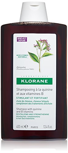CHININA Klorane SHAMPOO 400 ML
