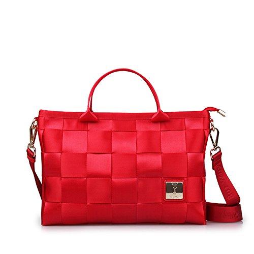 pacchetto della cinghia Ms./Messenger Bag Woven/borsa a tracolla/borsetta-B B
