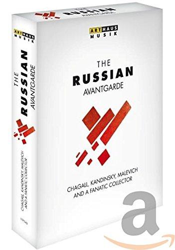 Russian Avantgarde [jewel_box]