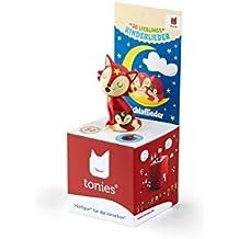 Tonies Hörspiel 30 Lieblings-Kinderlieder 01-0048 Spielzeug 30 Lieblings L/B/H ca. 7/7/17 cm