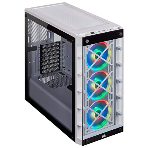 Corsair iCUE 465X RGB ATX Mid Tower Case