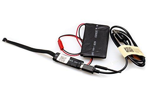 Newsbenessere.com 41oleo0kH4L BYD - Z88 Wifi senza fili modulo telecamera spia con la banca di potere elettricità supporto nascosto Cam 1080p