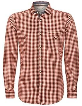 Michaelax-Fashion-Trade Stockerpoint - Herren Trachtenhemd in Verschiedenen Farben, Levy