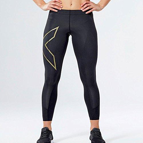 2XU MCS X-Fit Women's Compressione Tights - SS18 Black
