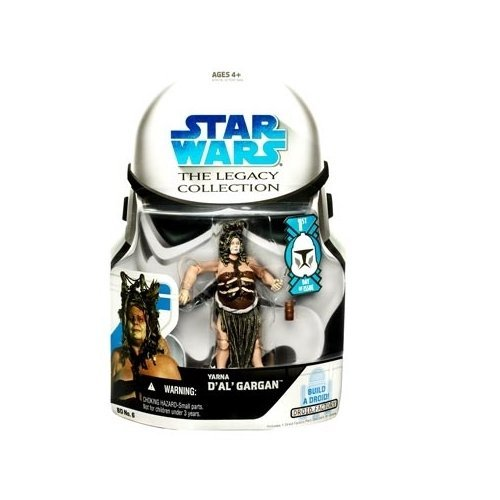 Legacy Collection Wave (Star Wars: Legacy Collection Wave 1 Yarna (First Day Of Issue) Action Figure by Star Wars)