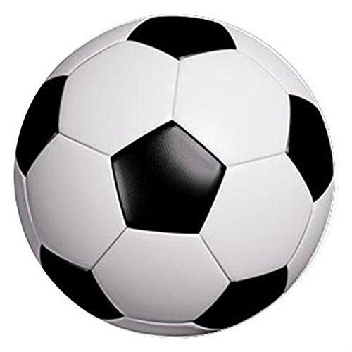 Heylookhere Ideales Kostümzubehör Fußball Exquisite Vintage Broschen Button Abzeichen 25mm Pin
