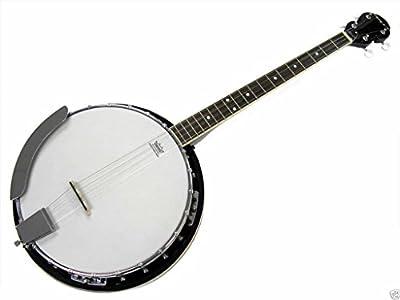 Banjo Tenor 4cuerdas Aire sb-10t-4MH–Caoba Natural
