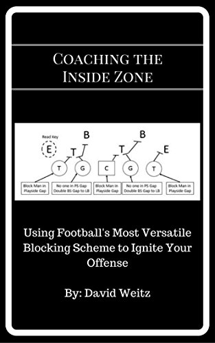 Coaching the Inside Zone: Using Football's Most Versatile Blocking Scheme to Ignite Your Offense (English Edition) por David Weitz
