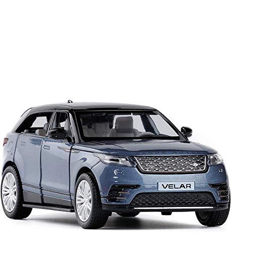 Pkjskh Toy Art SUV for bambini Car World Luxury Collection di simulazione può aprire la porta scala 1:24 Mo