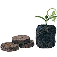 Juego de 7 gránulos Jify para plantas de jardinería (100 unidades, 33 mm)