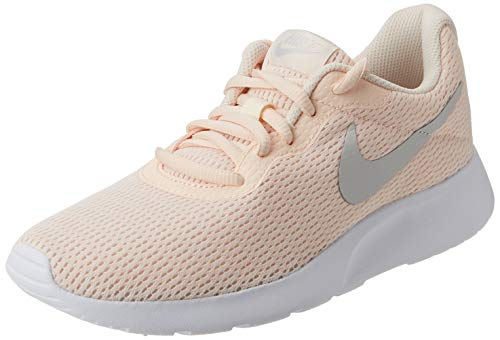 Nike Damen Sneaker Tanjun Sneakers Mehrfarbig (Guava Ice/Vast Grey/White 001) 39 EU