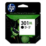 HP D8J45AE - INK CARTRIDGE NO 301 XL BLACK - TWIN PACK