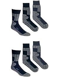 6 Paar Herren Funktions-Socken Sportsocken Arbeitssocken Strümpfe Gr. 39-42, 43-46