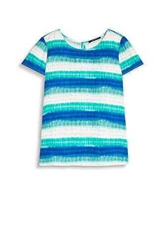 ESPRIT, Camicia Donna Multicolore (Aqua Green)