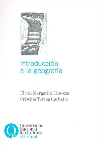 Introduccion a la Geografia