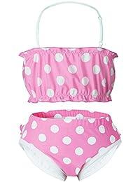 363bf8003bb Vivo-biniya Vivobiniya Baby Girl Two-Piece Swimsuits Swimsuits Diaper 6m-2y