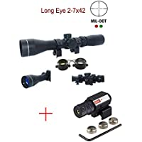 Eagle Eye Saxon Lunette De Visée Rifle Scope 6-24x50 SF  (30mm ... 0d96fcab4ec2